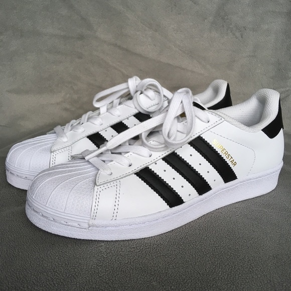 adidas Shoes - Adidas Superstar Shell Toe B W Women s 6 e787d7b1c8